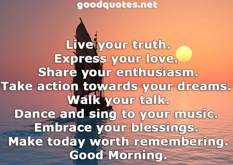 Best motivational good morning quotes image