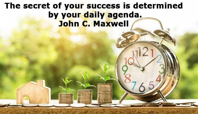 Best secret of success quotes