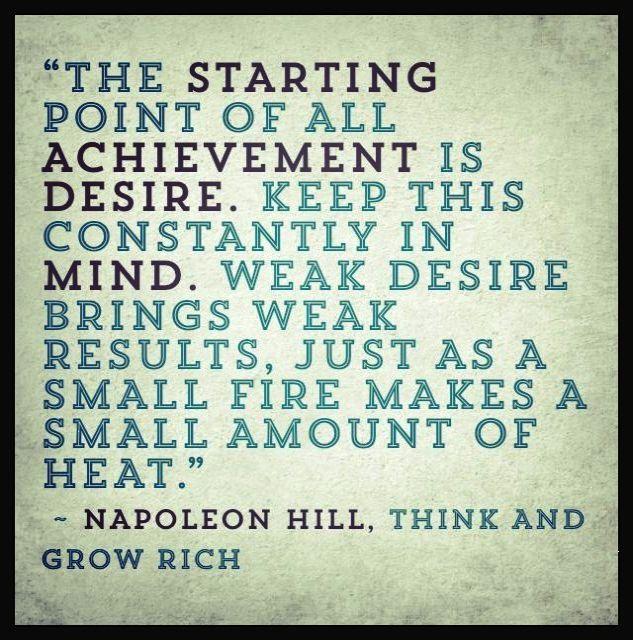 Grow rich sayings