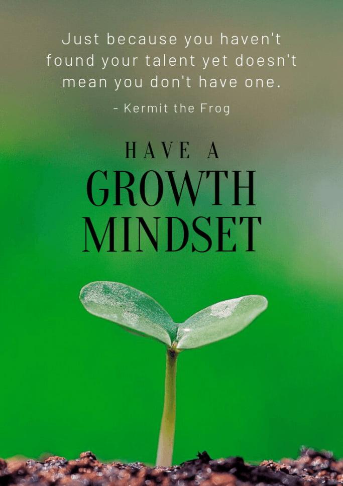 Best growth mindset quotes for entrepreneur