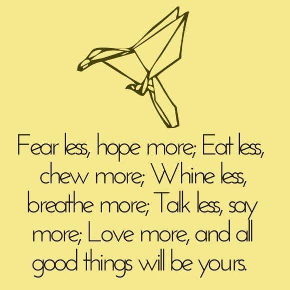 Short uplifting quotes