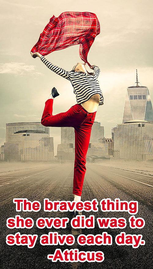 Strong women sayings